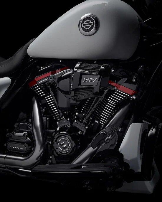 MILWAUKEE-EIGHT™ 117 MOTOR