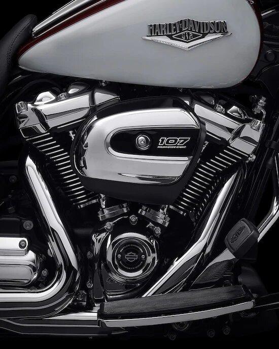 MILWAUKEE-EIGHT™ 107 MOTOR