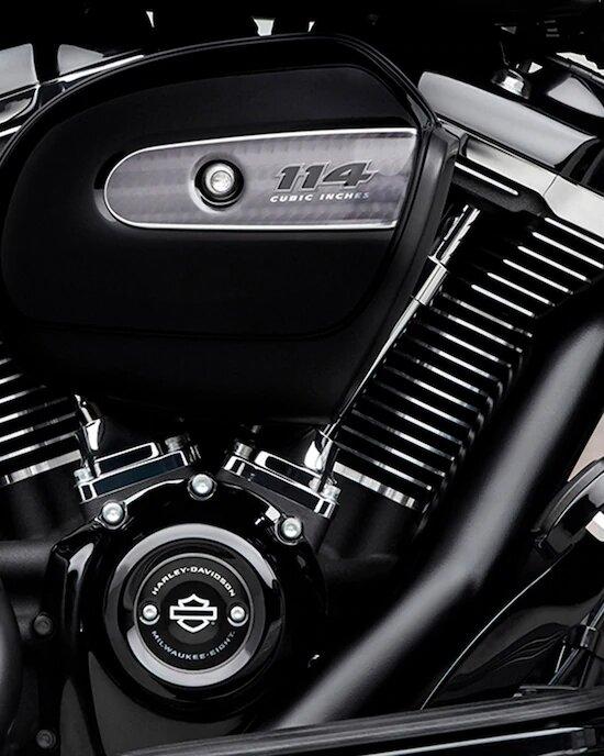 MILWAUKEE-EIGHT™ 114 MOTOR